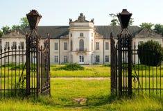 Potocki slott Arkivbilder