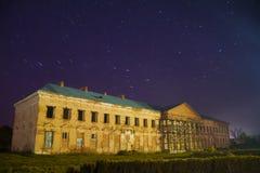 Potocki slott i Tulchyn, Ukraina Fotografering för Bildbyråer