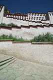 Potola Palace Tibet Royalty Free Stock Images