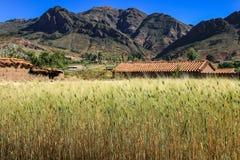Potolo, Sucre, Bolivien Lizenzfreie Stockfotos