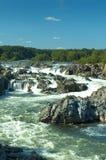 Potomac Rivier Stock Foto