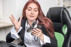 Potomstwa, biznesowi proffessionals loocking dla pracy fotografia stock