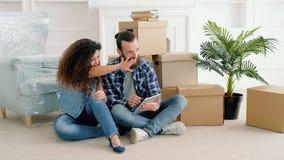 Potomstwa dobierają się nowego mieszkania wewnętrznego projekt zbiory