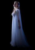 Potomstwa elven dziewczyny odizolowywającej Fotografia Stock