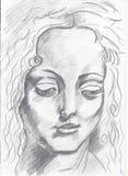 Potomstwa girl2 ilustracji