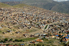 Potosi, Bolivia Royalty Free Stock Photo