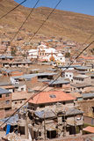 Potosi, Bolivia Royalty Free Stock Photography