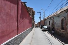 Potosi bolivia fotografía de archivo