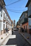 Potosi. Bolivia Royalty Free Stock Images