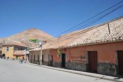 Potosi. Bolivia Royalty Free Stock Photography