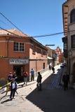 Potosi. Bolivia Royalty Free Stock Image
