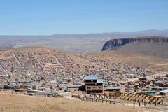 Potosi bolivians стоковые изображения