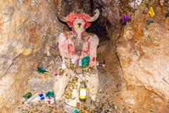 Potosi Mine Idol Stock Photography