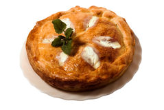 Potpie Stock Photography