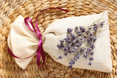 Potpourri bag Royalty Free Stock Images