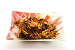 Potpourri in bowl Royalty Free Stock Photography