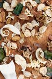 Potpourri,dry flowers Royalty Free Stock Images