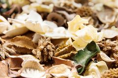 Potpourri,dry flowers Stock Photography