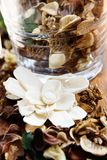Potpourri,dry flowers Royalty Free Stock Image