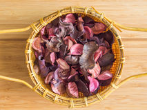 Potpourri for relaxing. Stock Images