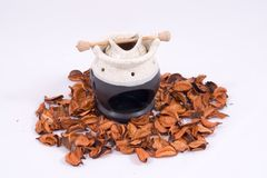 Potpourri Warmer Royalty Free Stock Images