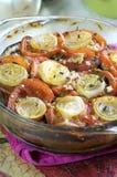 potrawki warzywo Obraz Royalty Free