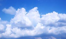 Potrebbe ed il cielo Immagine Stock Libera da Diritti