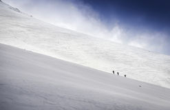 Potrebbe la montagna Fotografia Stock Libera da Diritti