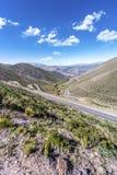 Potrerillo, Quebrada DE Humahuaca, Jujuy, Argentinië Royalty-vrije Stock Fotografie