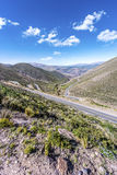 Potrerillo, Quebrada de Humahuaca, Jujuy, la Argentina Fotografía de archivo libre de regalías