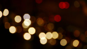 Potrząsalny oświetlenie przy nocą zbiory
