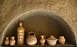 Pots Stock Image