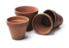 Pots Royalty Free Stock Images