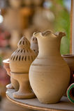 Pots Royalty Free Stock Photos
