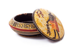 Pots antiques grecs Photographie stock libre de droits