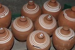 Pots Royalty Free Stock Photo