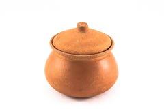 Pots d'argile Images stock