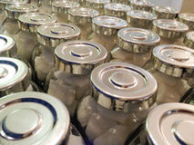 Pots de sucrerie Photo libre de droits
