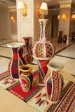 Gorgeous Pots of Azerbaijan Royalty Free Stock Image