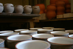 Pots II Stock Photo
