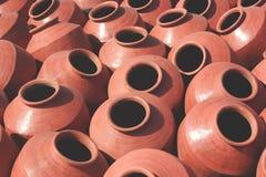Pots from Inida Royalty Free Stock Photo