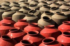 Pots from Inida Stock Photos