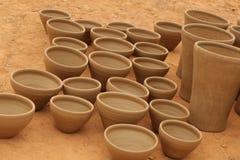 Pots Stock Photography