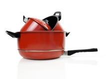 Pots & Pans Stock Images