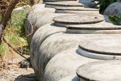 Pots pour l'eau Image stock