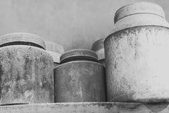 Pots sales Image libre de droits
