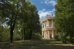 Potsdam, Berlin, Allemagne, le 17 août 2017, belvédère sur le Kla image libre de droits