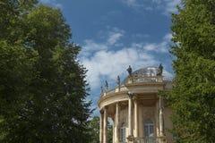 Potsdam, Berlin, Allemagne, le 17 août 2017, belvédère sur le Kla images stock