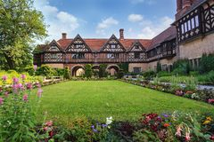 Cecilienhof Palace - Potsdam - Germany Stock Photos