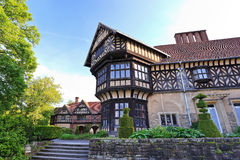 Cecilienhof Palace - Potsdam - Germany. Cecilienhof palace, Potsdam Berlin Germany Stock Photo